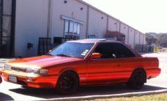 Tracking down cars - Mr 25/8s Tangerine M30.