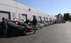MotorFX shop opening - Los Angeles - 2006