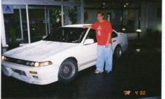 1st Trip to Japan - 2001