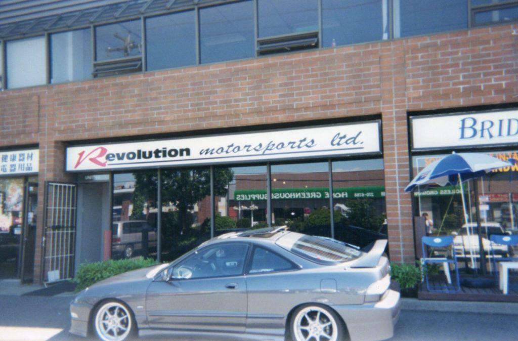 Minnam Racing Ajr Garage 5 Revolution And Next Level Canadian