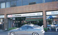 Minnam Racing, AJR, Garage 5, Revolution and Next level - Canadian shops 2000