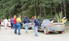 SCCA Club Rally and Rallycross events - 2003