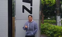 Visit to Blitz - Tokyo - May 2017