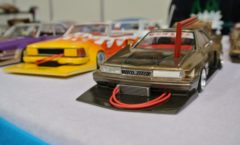 Bosozoku and kaido Nissan Leopard scale model