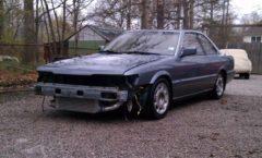 Blue Gray RB25DET