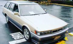 F31 Nissan Leopard Wagon
