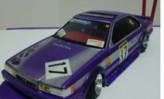 Bosozoku Purple F31 model