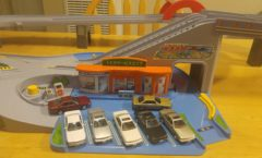 Tomica Limited Vintage Neo 1/64 scale set
