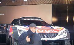 Peugeot on Champ-Elysees