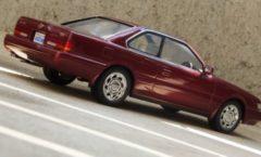 Infiniti M30 RHD 1/24 scale model
