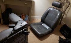 M30 passenger seat change