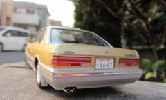 1/24 scale Nissan Gold Leopard