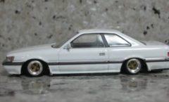 Modified Tomica Limited Vintage Neo Zenki 1/64