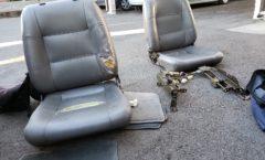 M30 Driver seat change