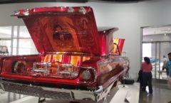 Petersen Automotive Museum part 2