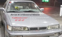 Wandering Leopard: California Love Retrieval mission of Strikevalk SF-SD-SF