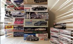 Collecting 1/24 models