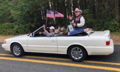 Parade M30 convertible