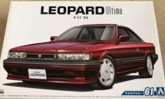 F31 Leopard 1:24 Scale Models