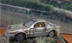 Tomica Premium rusting Leopard 1/63