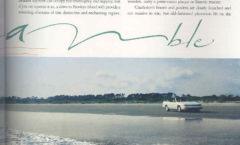 #YEAROFTHEVERT Infiniti M30 convertible ads