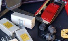Saving parts from junkyard M30s