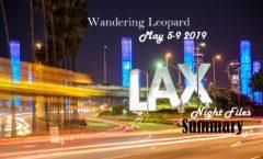 LAX Night Files - summary