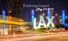 Wandering Leopard LAX Night Files 1