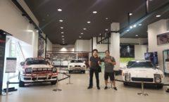 WL Day 5 - Odaiba and Megaweb Toyota, History Garage and WRC