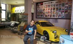 WL Day 6 pt 3- Ikaho Toy, Doll and Car Museum - Initial D