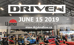 Driven - Vancouver BC 2019