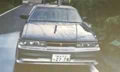 Itabashi-san's former F31 Leopard