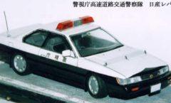Police Leopard 1/24 Scale model