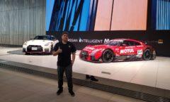 Visit to Nissan Gallery, Yokohama 2020