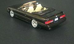 Infiniti M30 convertible Scale model