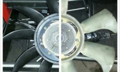 GK Tech radiator fan
