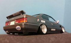 Long nose F31 Nissan Leopard 1/24 Scale model