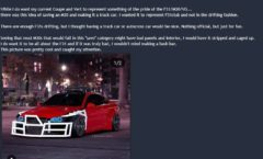 The idea of an F31 Track car - forum post
